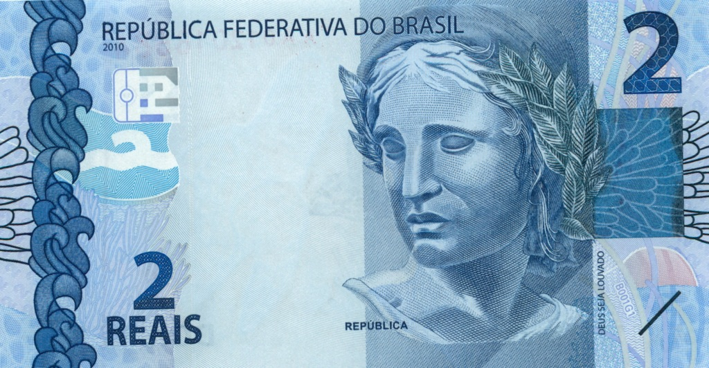 2 реала (Бразилия)