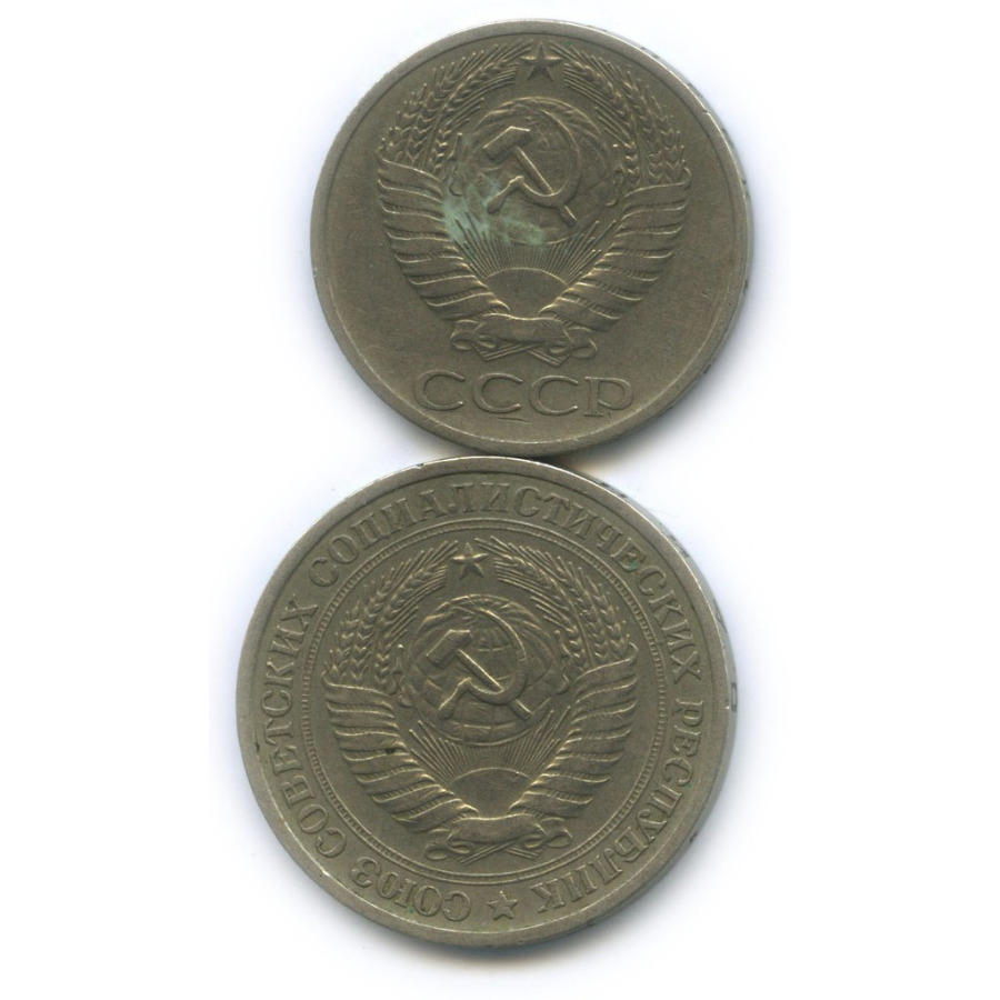 Набор монет СССР 1964 года (СССР)