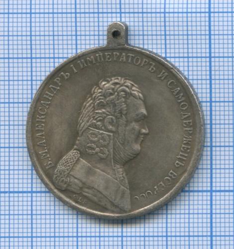 Медаль «За храбрость», Российская Империя (копия)