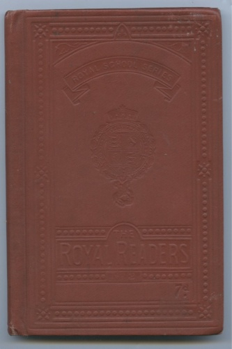 Книга «Royal Readers» (142 стр.) 1914 года (Великобритания)