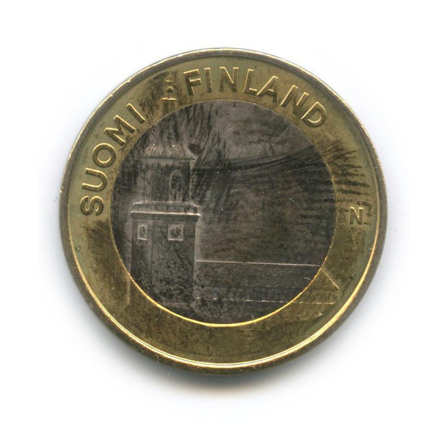 5 евро — Исторические регионы Финляндии. Строения - Исконная Финляндия 2013 года (Финляндия)