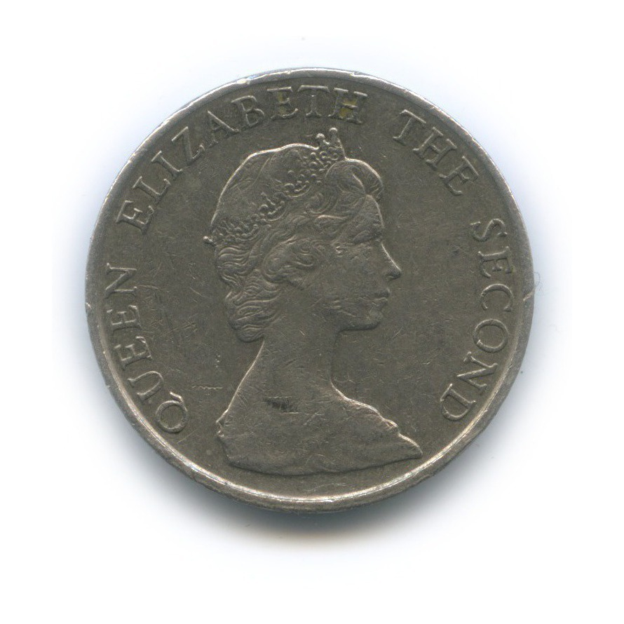 5 долларов 1980 года (Гонконг)
