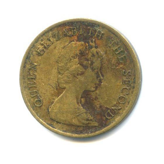 10 центов 1982 года (Гонконг)