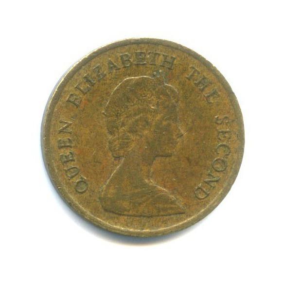 10 центов 1984 года (Гонконг)