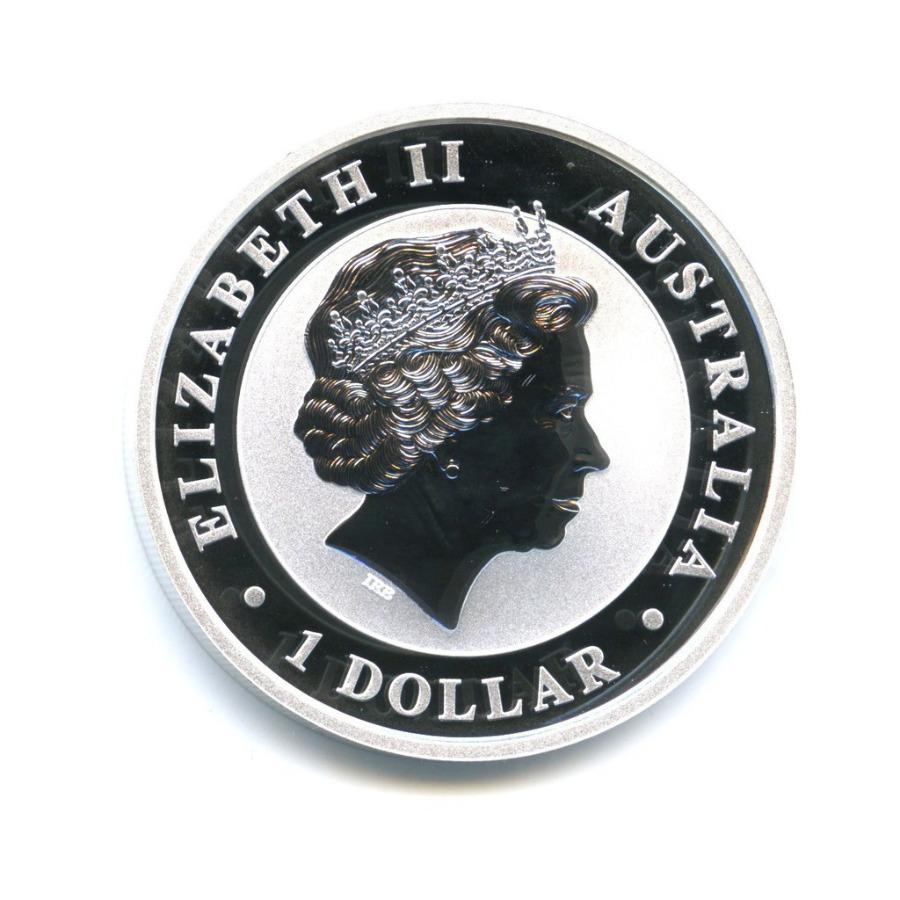 1 доллар - Австралийская Кукабара 2016 года (Австралия)