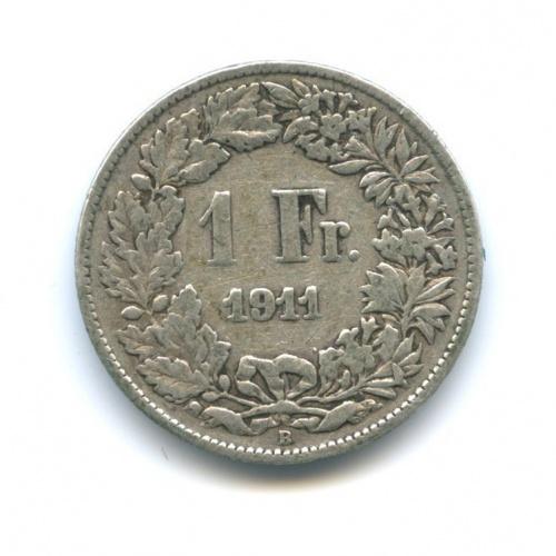 1 франк 1911 года (Швейцария)