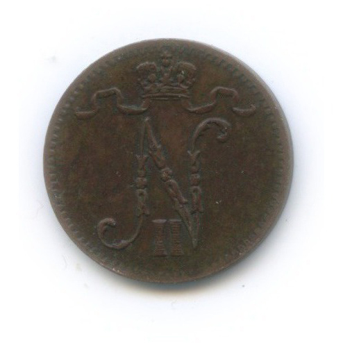 1 пенни 1913 года (Российская Империя)