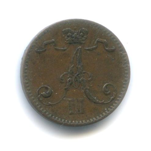 1 пенни 1883 года (Российская Империя)
