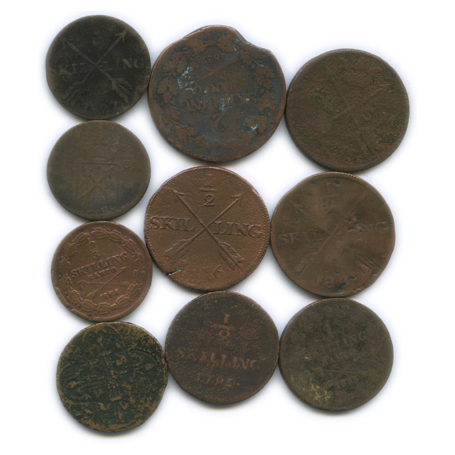 или монеты швеции фото следующий