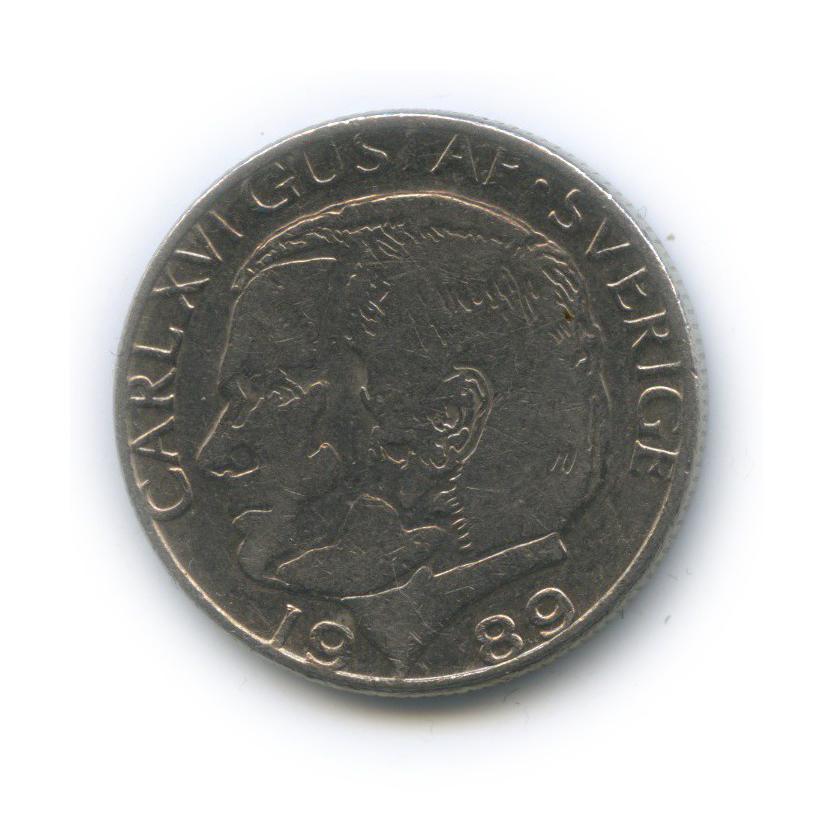 1 крона 1989 года (Швеция)