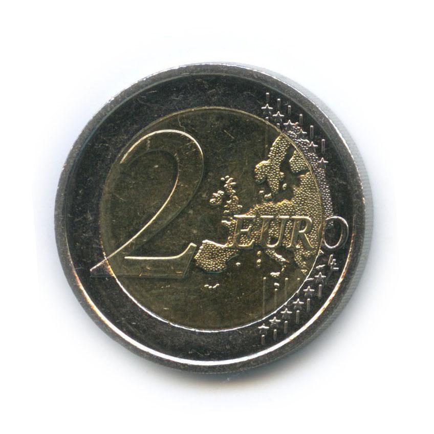 2 евро - 30 лет флагу Европы 2015 года (Ирландия)