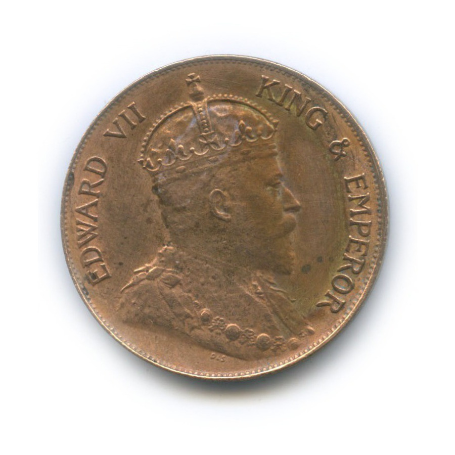 1 цент 1904 года (Гонконг)