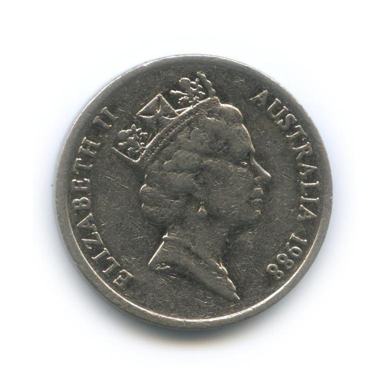 10 центов 1988 года (Австралия)