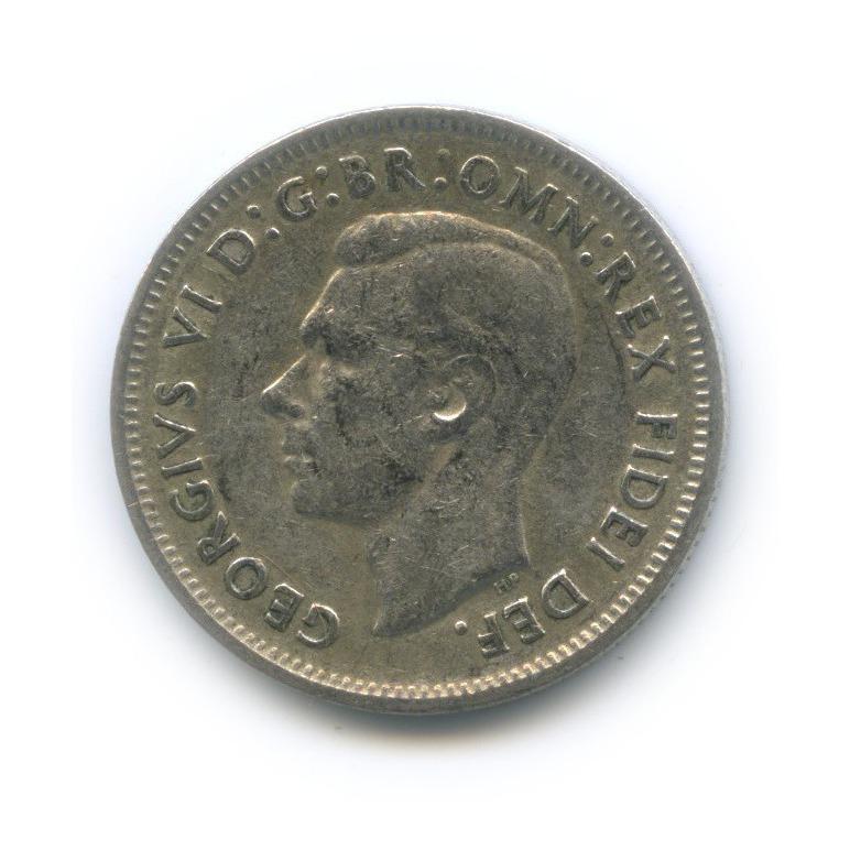 1 шиллинг 1952 года (Австралия)