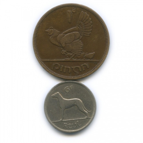 Набор монет 1942 года (Ирландия)