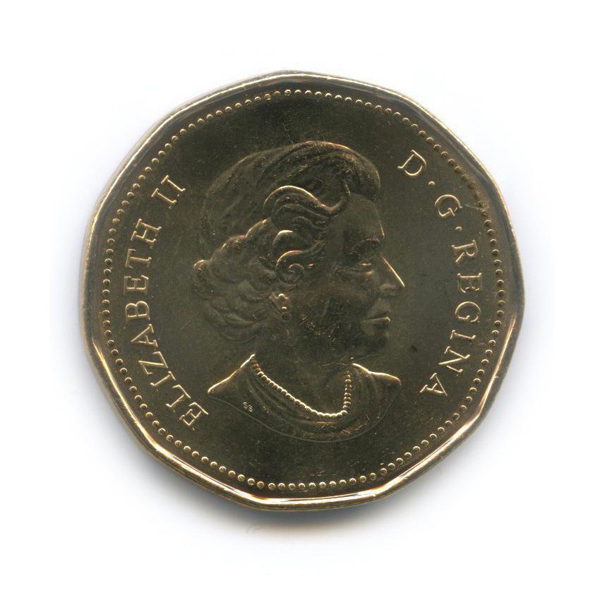 1 доллар — XXзимние Олимпийские Игры, Турин 2006 2006 года (Канада)