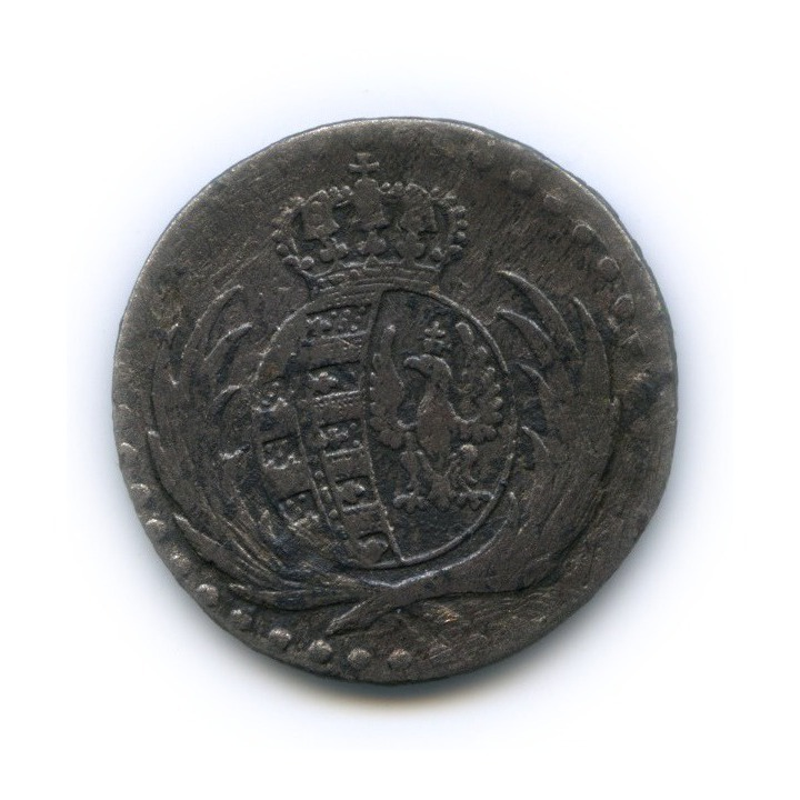 10 грошей, Великое Герцогство Варшавское 1812 года