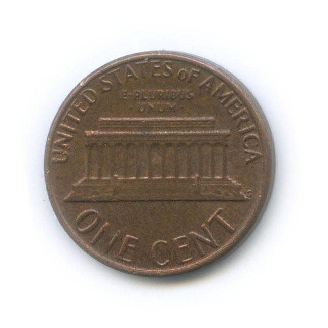 1 цент 1980 года (США)