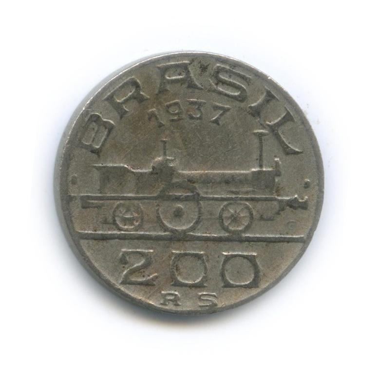 200 рейс 1937 года (Бразилия)