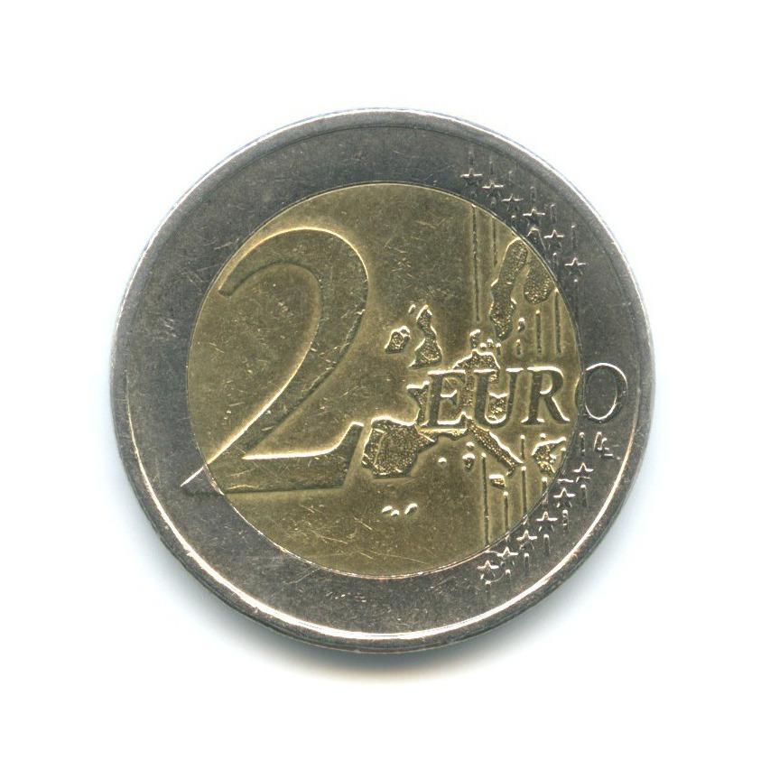 2 евро 2002 года S (Греция)