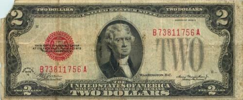 2 доллара 1928 года (США)