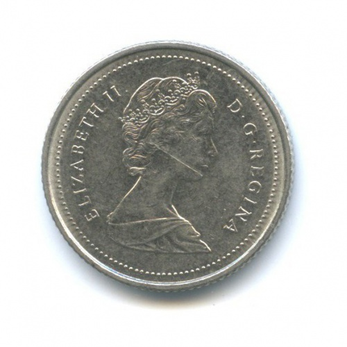 10 центов 1985 года (Канада)