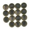 Набор юбилейных монет 10 рублей 2015 года (Россия)