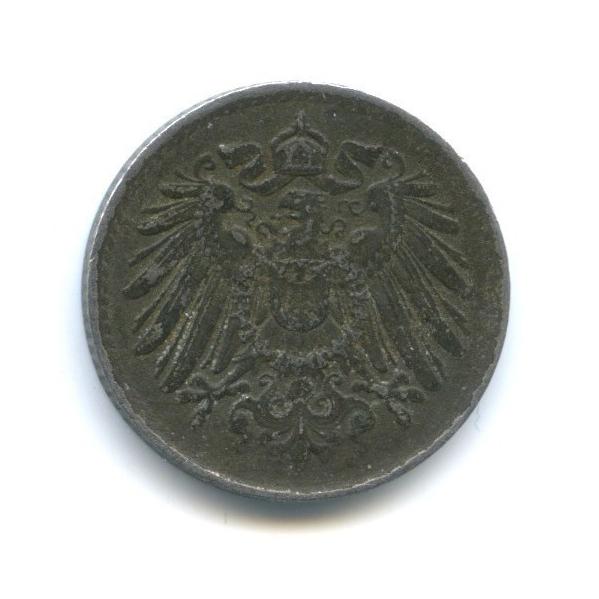 5 пфеннигов 1916 года (Германия)