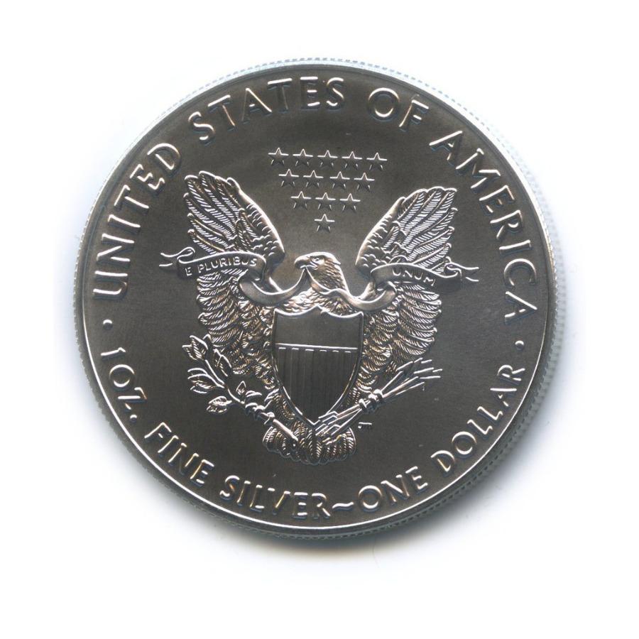 1 доллар — American Silver Eagle 2016 года (США)