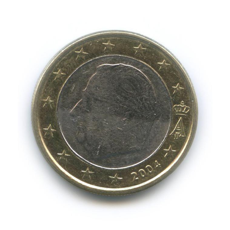 1 евро 2004 года (Бельгия)