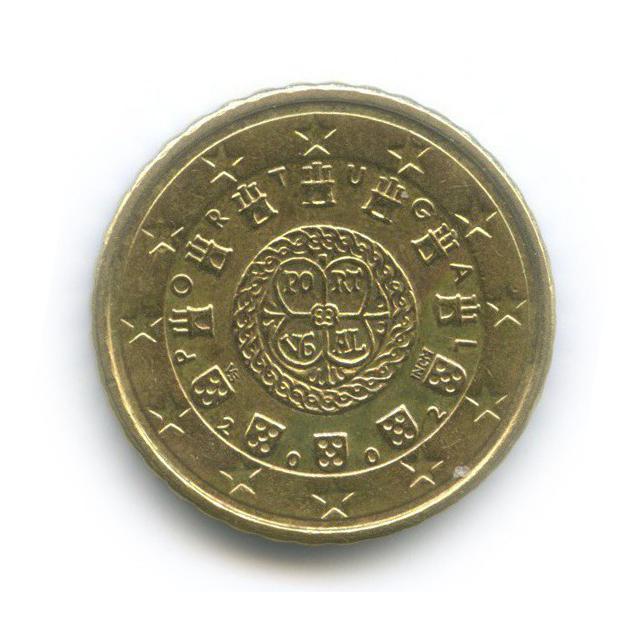 10 центов 2002 года (Португалия)