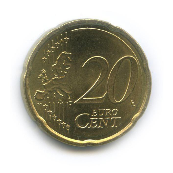 20 центов 2011 года (Австрия)