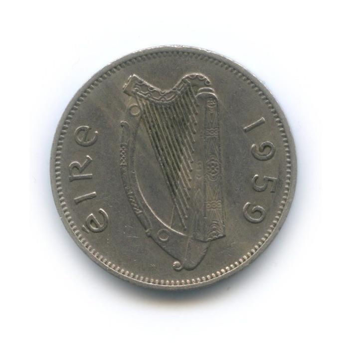 6 пенсов 1959 года (Ирландия)