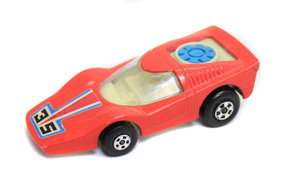 Модель машины «Matchbox - Rola-matics - Lesney - №35 Fandanco» (8 см) 1975 года (Великобритания)