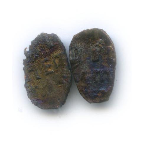 Набор монет 1 копейка - Петр IАлеексеевич (1682-1725 гг.)