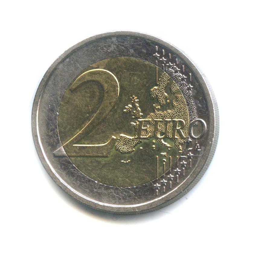 2 евро 2009 года (Бельгия)