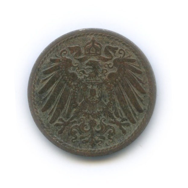 5 пфеннигов 1909 года А (Германия)