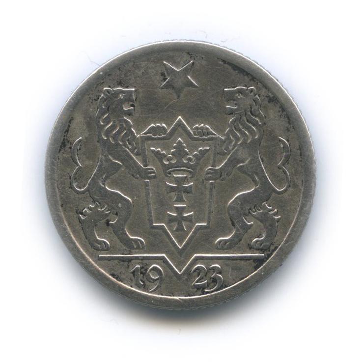 1 гульден, Данциг (нотгельд) 1923 года (Германия)