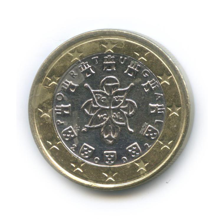1 евро 2002 года (Португалия)