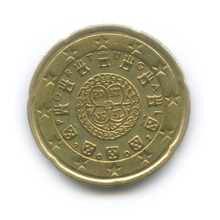 20 центов 2002 года (Португалия)