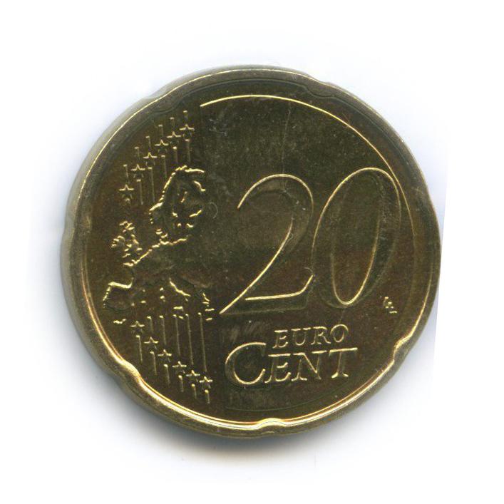 20 центов 2007 года (Люксембург)