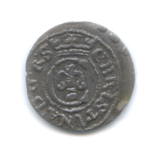 Солид - Королева Кристина, Ливония 1647 года