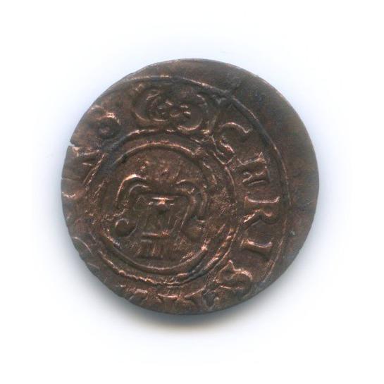 Солид - Королева Кристина, Рига 1660 года