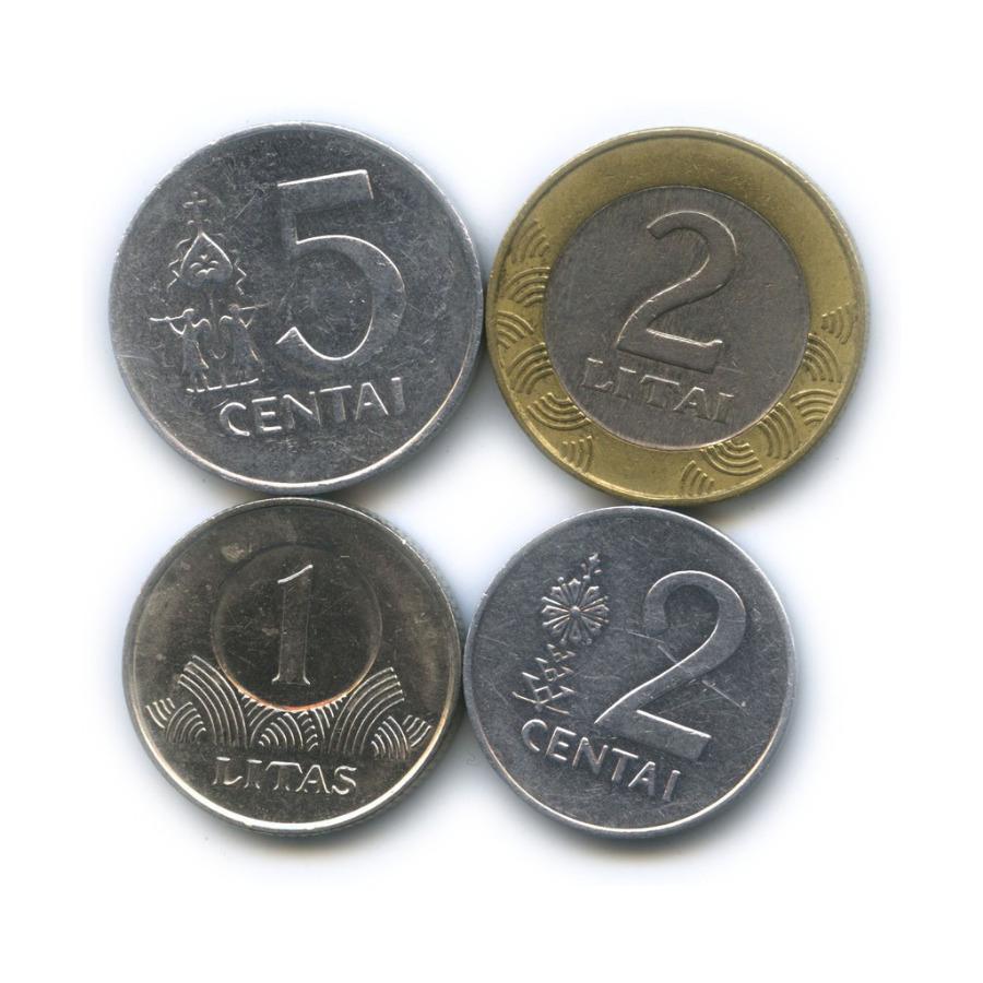Набор монет (Литва)