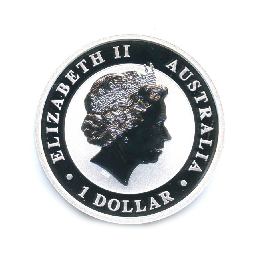 1 доллар - Австралийская кукабарра 2016 года (Австралия)