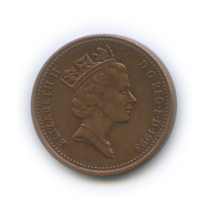 1 пенни 1993 года (Великобритания)