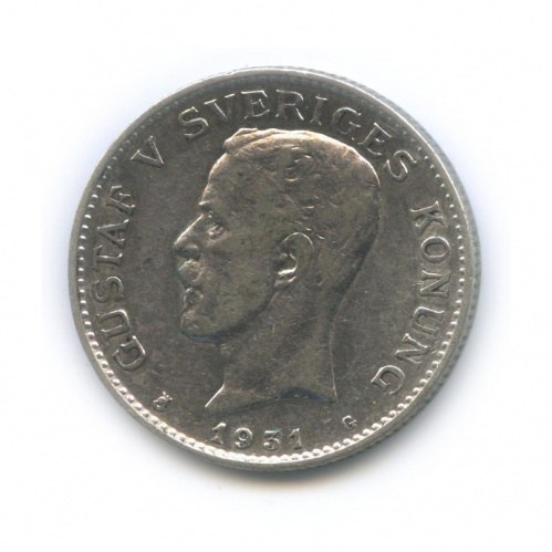 1 крона 1931 года (Швеция)