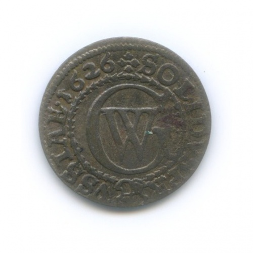 Солид - Георг Вильгельм, Пруссия 1626 года