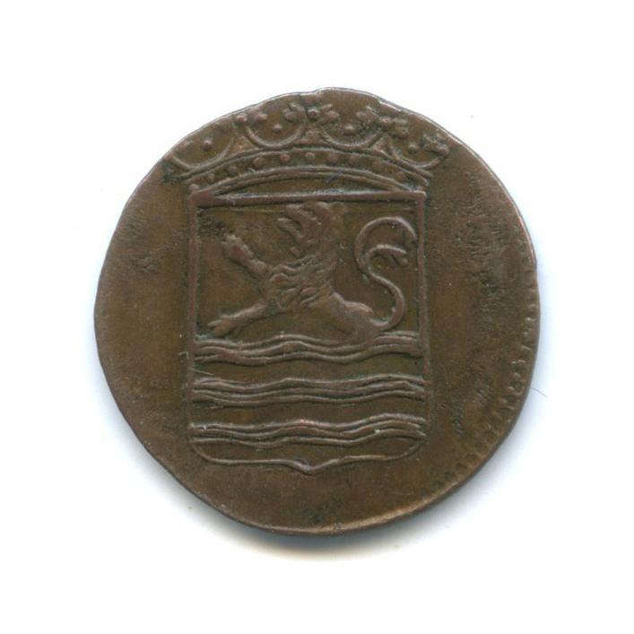 1 дуит - Зеландия, Ост-Индская компания 1790 года