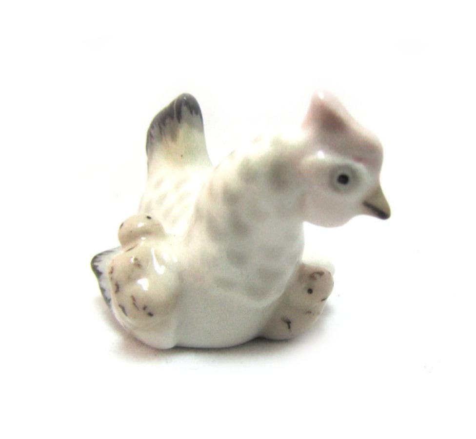 Фигурка ЛФЗ «Курица» (высота 3,5 см) (Россия)